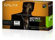 كرت شاشة نظيف Nvidia Geforce GTX 1050 Ti