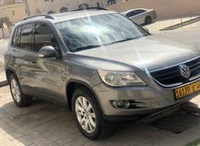Used condition Volkswagen Tiguan 2009 with  km mileage