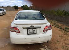 For sale 2009 White Camry