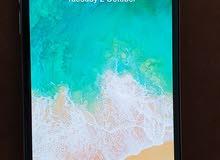 ايفون X مساحة 256 ابيض و فضي iphone X 256 GB white and Silver