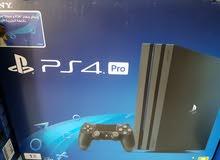 playstation Pro جديد اوروبي