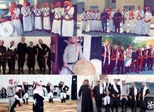 اجمل فرق زفات الاردنية والفلسطينية
