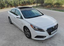 Hyundai Sonata car for sale 2017 in Irbid city