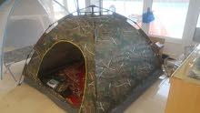 خيمة أوتوماتيكية لهوات التخييم والرحلات