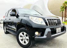 Toyota Prado car is available for sale, the car is in  condition