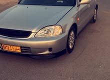 2000 Used Civic with Manual transmission is available for sale