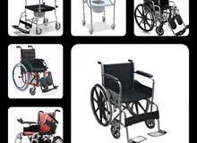 أجهزة تنفس - سرير طبي كهربائي- كراسي طبية للمقعدين((بيع وتأجير))