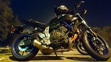 دراجة نارية 2015 للبيع