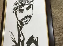 رسم الوجوه