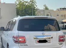 Nissan patrol 2012 Low mileage