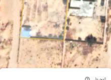 قطعة أرض للبيع في #اجدابيا