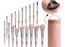 MAANGE 6pcs-20pcs Makeup Brushes Set Professional with Natural Hair Foundation P