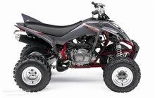 Yamaha Raptor 350cc Slightly Used