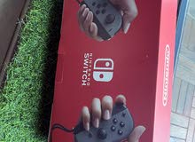 Nintendo switch brand new with paid game