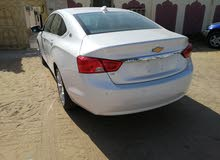 chevrolet impala LT 2016 or change