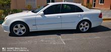Mercedes E500 2003 for sale