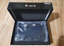 جهاز G SCAN 3 كوري المنشأ الخاص بفحص وكشف الأعطال وبرمجة السيارات