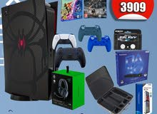 PS5 with bundles