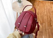 اخر حبه لون اسود حقيبة يد و كتف جلدية عالية الجودة ، فاخرة نسائية