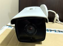 كاميرتان خارجية من نوع hikvision وضوح 4 ميجا بيكسل