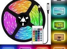شريط LED (RGB)