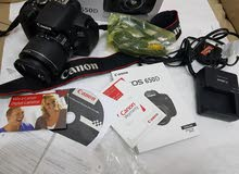 canon 650D touchscreen Dslr  camra  full nox  accsess
