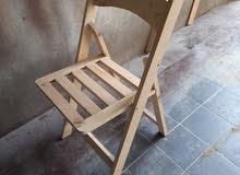 600كرسي خشب سويد