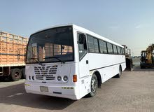 for sale bus ashouk Layland 84 seater without ac model 2017 in good condition