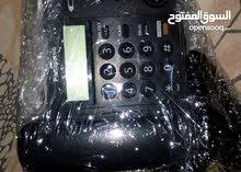 تليفون بانسونيك أصلى مستعمل استعمال مكتب محاماه للتواصل 66678223