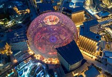 مع اكسبو دبي أبدا مشروعك التجاري في أرض تجاري سكني بوسط الإمارات