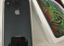 اكس ماكس اسود ذاكره 256 السعر 750 وبي مجال