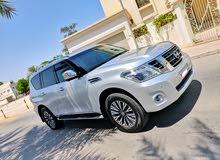 Nissan Patrol Platinum V6, 2017 Model For Sale