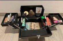 Vanity case with all makeup included in price ( some makeUp still new and some o