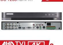 كاميرات مراقبة جودة عالية مع جهاز التسجيل Hikvision