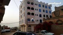 عمارة للبيع تجارية أجرها في الشهر مليون يمني