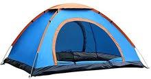 خيمة 6 أشخاص مميزة سهلة البناء والترتيب