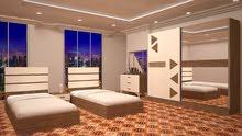 غرف تركية شبابية