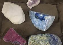 أحجار خام للبيع