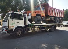 Nisan UD 2004,,12 ton recovery very good condition