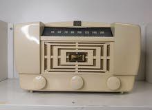 راديو لمبات امريكي ماركةRCA Victor انتاج سنه 1947م