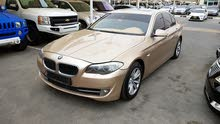 2011 BMW 523i Gulf specs clean car Full options
