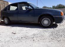 Gasoline Fuel/Power   Opel Kadett 1988