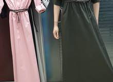 فستان  طويل للعيد