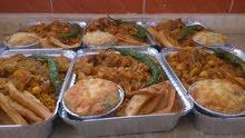 مطعم موزاريللا .. وجبات يومية / مناسبات اجتماعية