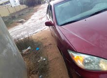 Automatic Red Toyota 2004 for sale