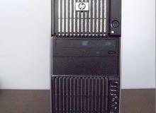 استيراد الخارج جهاز العمل الشاق HP WORKSTATION Z600 برسيسور XEON E5520
