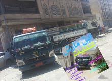 دينات للنقل والتحميل  في داخل اليمن الى جميع المحافضات. اتصل ت770330075