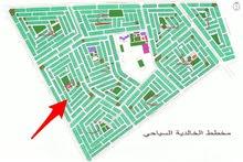 للبيع ارض في الخالدية الجزء (و)
