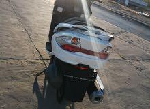 Suzuki motorbike made in 2010