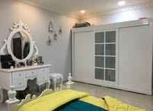 غرفة نوم جيده مدة الاستخدام سنة